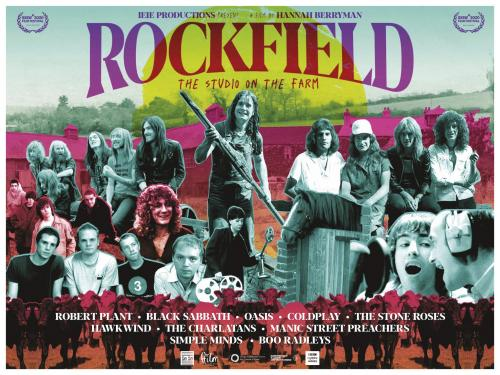 Poster for Rockfield